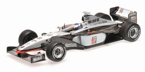 MINICHAMPS 186 980008 - McLaren MP4/13 Mercedes Mikka Hakkinen Wor